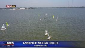 Annapolis Sailing School celebrates 6 decades