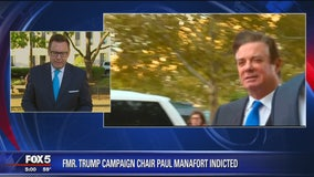 Paul Manafort, Rick Gates plead not guilty to charges brought from Russia probe