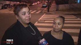 Women help rescue baby taken in suspected carjacking