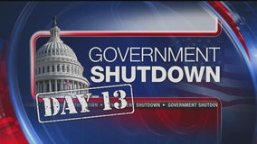 Government shutdown continues as Democrats take control of House
