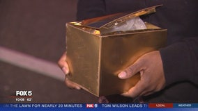 MYSTERY SOLVED: Man's cremated ashes reunited with daughter