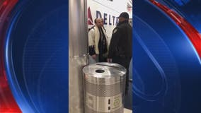 Man arrested after other passengers say he made anti-Semitic remarks on flight from DC to Atlanta