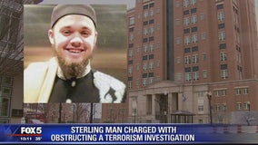 Sterling man indicted after raid in ISIS terrorism investigation