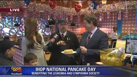 FOX 5 DC Cares: Celebrate National Pancake Day and help The Leukemia and Lymphoma