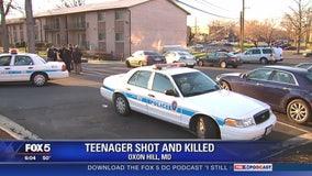 Teen fatally shot in Oxon Hill