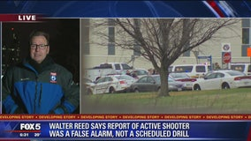 Report of active shooter at Walter Reed National Military Medical Center was false alarm, official says