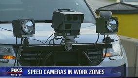 Beltway speed cameras in Prince George's Co. work zone issue more than $3M in fines in 6 months