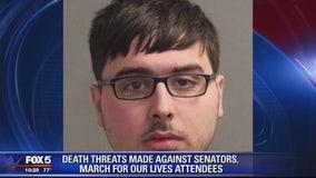 Maryland man charged with threatening to kill Sens. Bernie Sanders, Kamala Harris