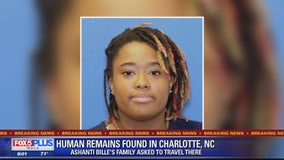 Family of Ashanti Billie heading to North Carolina after body found outside church