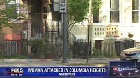 FOX 5 EXCLUSIVE: Woman walking in Columbia Heights knocked unconscious in unprovoked attack