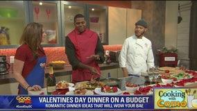 Valentine's Day Dinner on a Budget