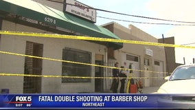 1 killed, another wounded in DC barber shop shooting