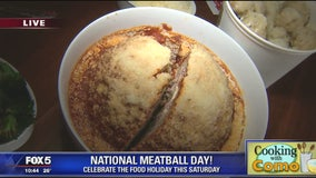 Cooking with Como: Celebrating National Meatball Day
