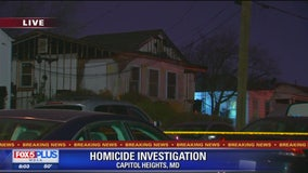 Man found dead outside vacant home in Capitol Heights