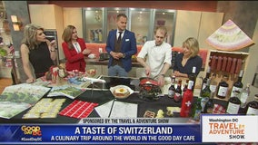 Cooking with Como: A taste of Switzerland