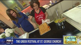 Cooking with Como: The Greek Festival at St. George Church