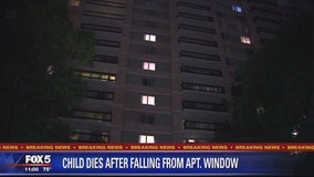 3-year-old boy killed in Fairfax County after falling from window at apartment building