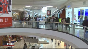 Post-holiday shoppers hit the malls and stores to return gifts, use gift cards