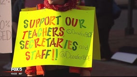 Prince George's County teachers raise concerns over unauthorized pay raises