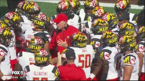 Lawyer for 2 Maryland football players accused of sexual assault says he was hired by head coach DJ Durkin