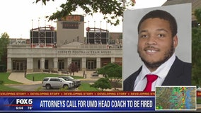 Attorneys for Jordan McNair's family call for University of Maryland head coach DJ Durkin to be fired