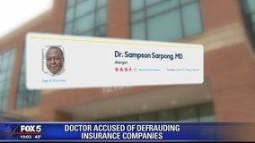 Maryland allergist accused of defrauding insurance companies more than $850,000