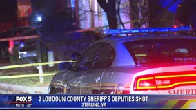 Loudoun Co. Sheriff's deputies recovering after shooting in Sterling
