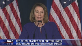 Nancy Pelosi reaches deal that will ensure she will become House Speaker
