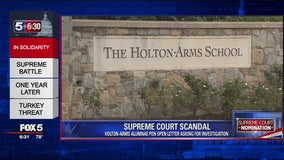 Kavanaugh accuser's fellow alumnae from Holton-Arms School sign letter supporting her