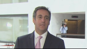 FBI probing Michael Cohen's 'personal business dealings'