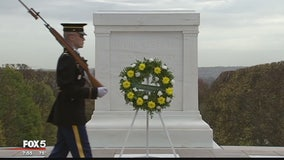 The monumental history of the Tomb of the Unknown Soldier at Arlington National Cemetery
