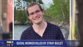 Social worker killed by stray bullet in Northeast DC, police say