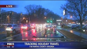 Tracking holiday travel