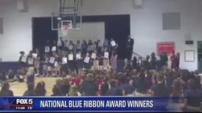 DMV schools honored with National Blue Ribbon award