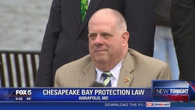 Md. governor signs environmental laws