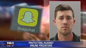 Frederick County man lured 12-year-old into sexual encounter using Snapchat, police say