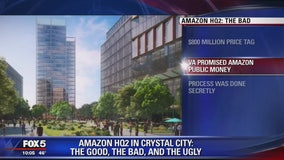 Amazon HQ2 in Northern Virginia: The good, bad and the ugly