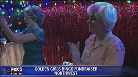 Golden Girls Bingo Fundraiser