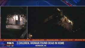 Police: Woman, 2 juveniles found dead in home in Herndon