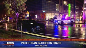 Several pedestrians struck in separate incidents in Maryland