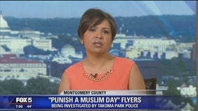 Takoma Park police investigating 'Punish A Muslim Day' flyers on social media