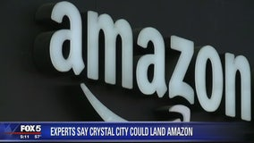 Experts: Crystal City emerging as possible landing site for Amazon HQ2