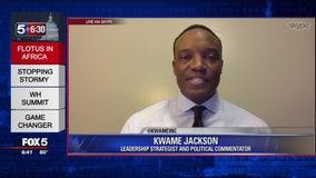 Kwame Jackson joins FOX 5 @ 6:30