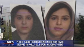 Police: Fairfax County sisters in NYC since Sept. 1 after DC, Philadelphia stops