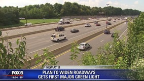 Project to widen I-270, I-495 in Maryland takes step forward