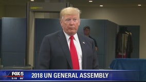 Trump lauds North Korea's Kim Jong Un in United Nations return