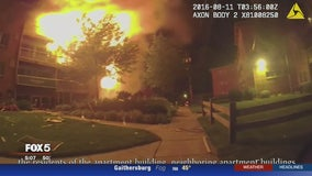 New video shows response from first responders in deadly Silver Spring explosion