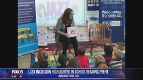 LGBTQ inclusion highlighted in school reading event in Arlington