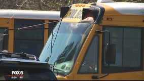 Parents concerned with overcrowded buses in Stafford County