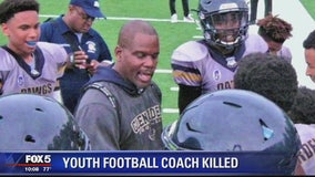 Youth football coach shot to death in DC